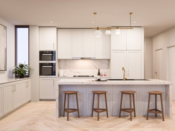 Gallery House - 3 Bed Kitchen (Hamptons)