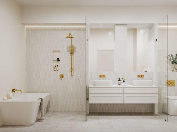 Gallery House - Bathroom (Hamptons)