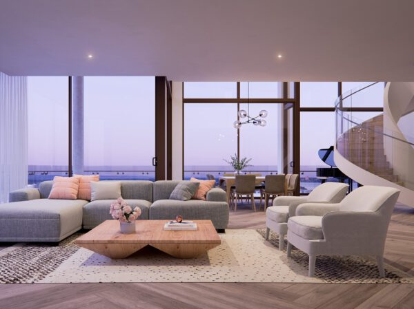 Gallery House - Penthouse Living