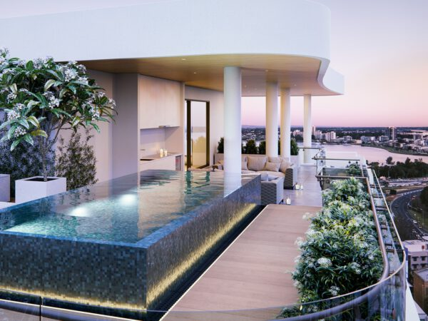 Gallery House - Penthouse Pool